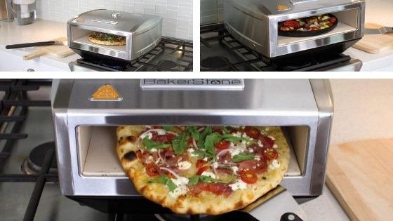 Bakerstone pizza box para hornilla