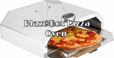 horno de pizza blaze box pizza oven
