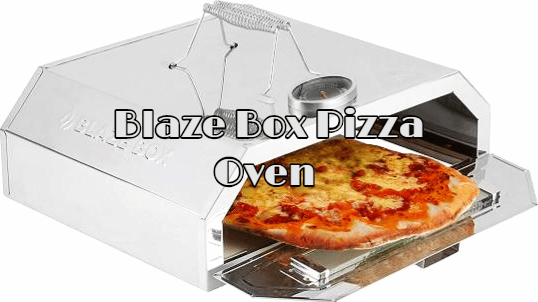 horno de pizza blaze box pizza oven