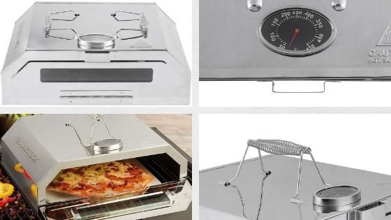 Blaze box horno de pizza