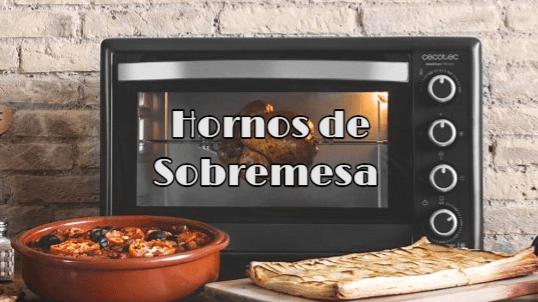horno electrico de sobremesa