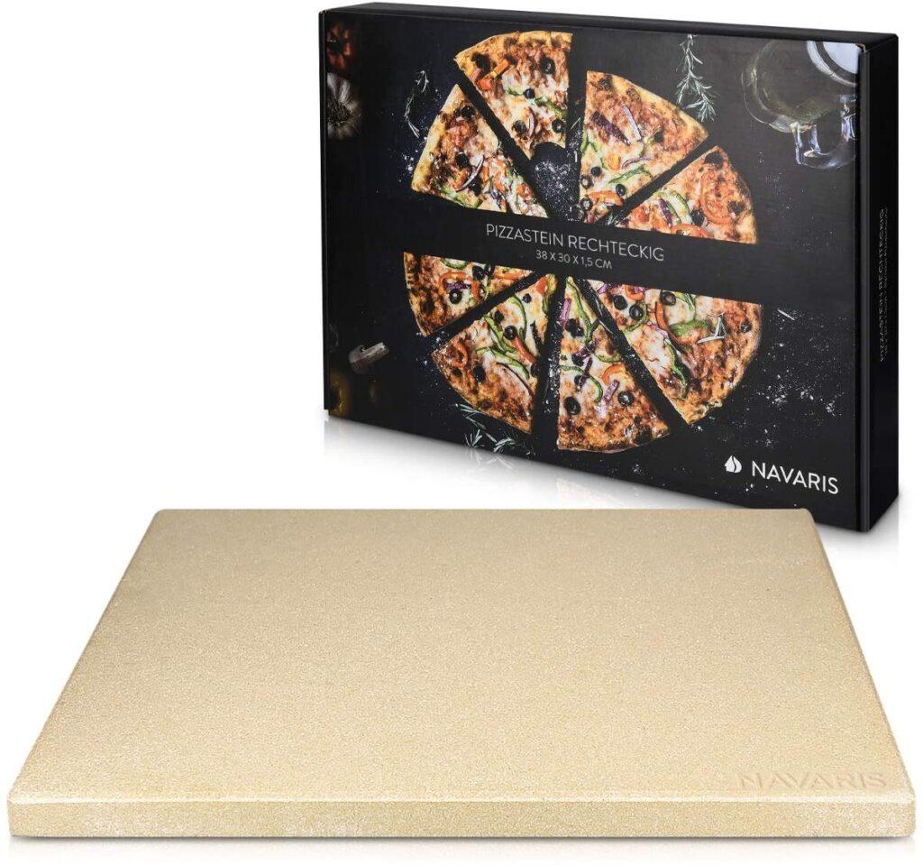 piedra para pizza navaris
