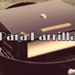 Horno de pizza portatil para barbacoa o parrilla